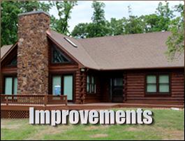 Log Home Improvement  Bedford County, Virginia